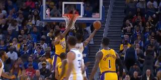 LA Lakers VS GS Warriors | NBA