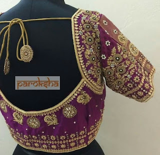85 Gorgeous Maggam Work Blouse Designs For Pattu Sarees Bling Sparkle,Understanding By Design Math Lesson Plan