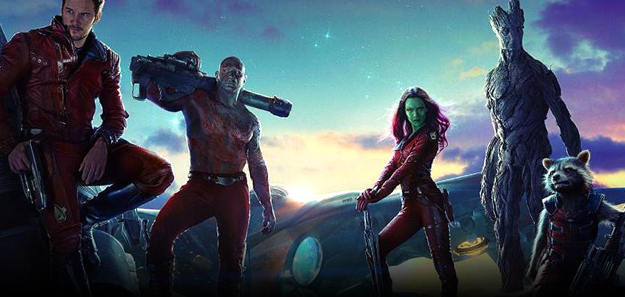 Clip Nou GUARDIANS OF THE GALAXY: Aventura Supremă A Eroilor Spaţiali De La Marvel
