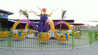 Octopus Wisata Blitar Park