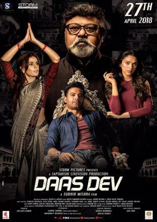 Daas Dev 2018 Full Hd Hindi Movie Download 700Mb