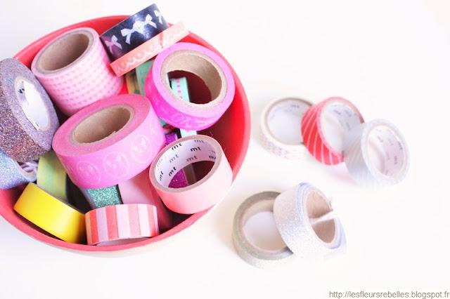 Rouleaux de masking tape