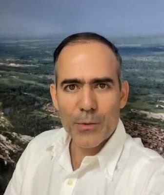 Vereador Rider Castro é a favor do retorno às aulas em Barreiras