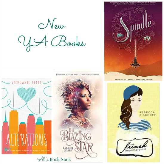 New courageous Young Adult Books released December 6