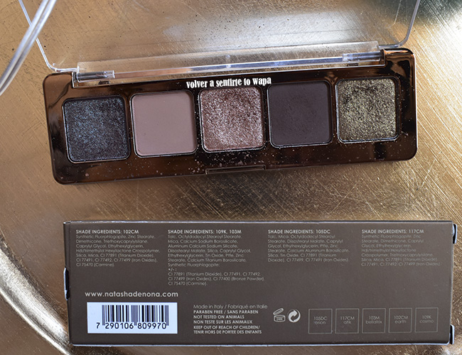 Mini Star Eyeshadow Palette de Natasha Denona