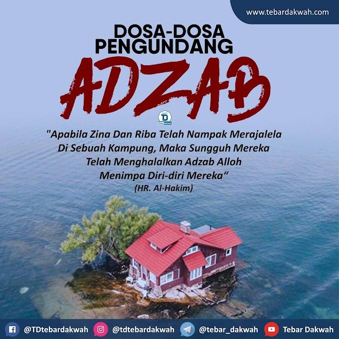 DOSA-DOSA PENGUNDANG ADZAB