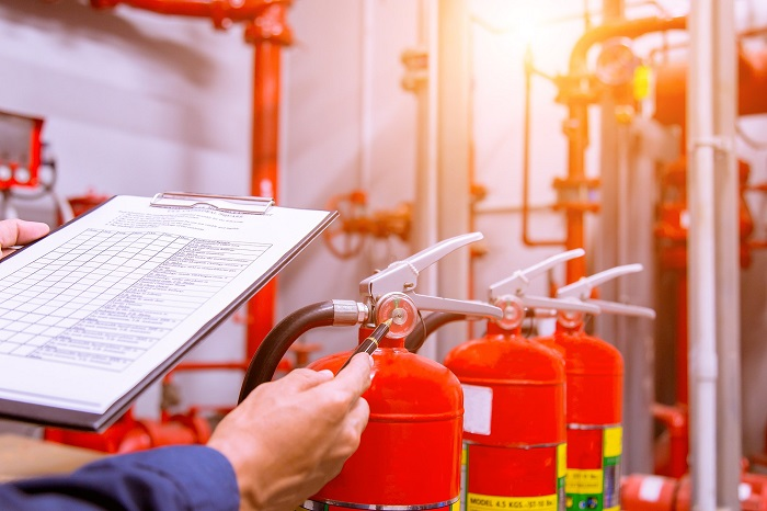 3 Types of Fire Suppression Systems for Your Office