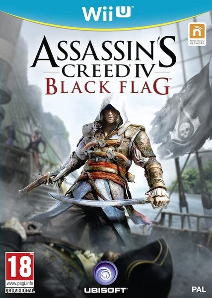 Assassin's Creed IV Black Flag Wii U ISO