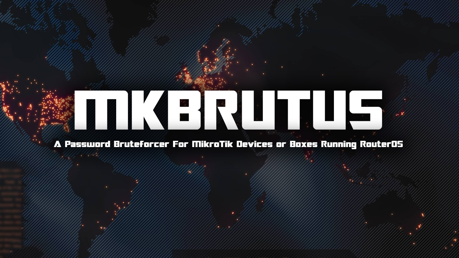 MKBRUTUS Bruteforce Tool