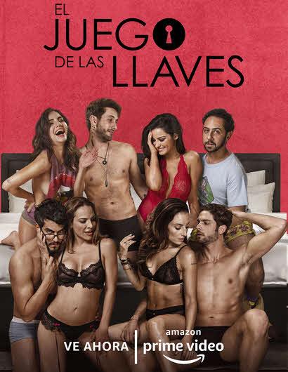 مشاهدة وتحميل مسلسل الدراما والأثارة  El Juego de las Llaves موسم 1 - الحلقة رقم 10 للكبار فقط