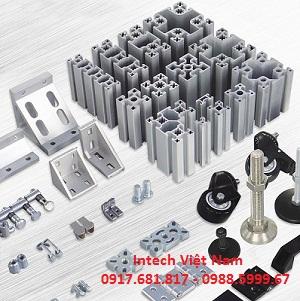 Công ty Intech Việt Nam cung cấp các loại nhôm nào