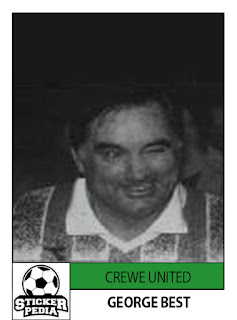 george best crewe united 1995