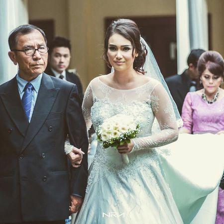 Setelah Menikah, Putra Franky Tetap Panggil Feby Febiola Tante