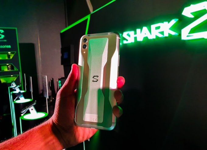 Sales of Black Shark 2 started in India today: Price, Specifications