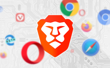Brave Tops Browser First-Run Network Traffic Results