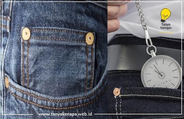 Apa Fungsi Kantong Kecil Pada Celana Jeans