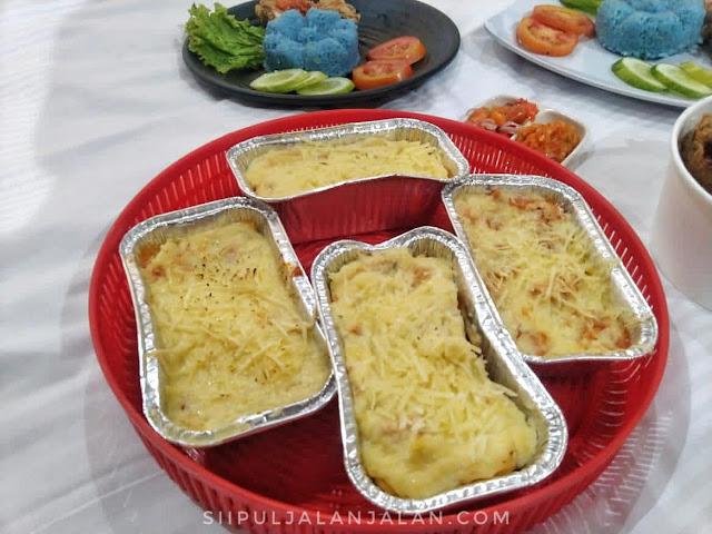 Lasagna dan Spaghetti Dapur Ming-Ming Yogyakarta