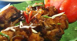 Resep Ayam Masak Bawang