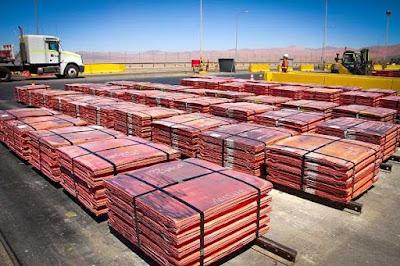 Otra vez al mercado: China liberará 170.000 toneladas de metales de reservas estatales