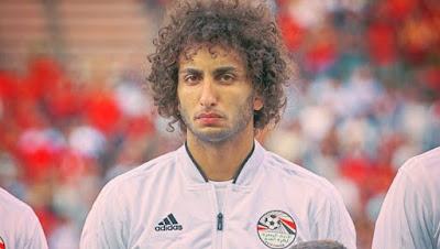 عاجل.. استبعاد عمرو وردة من المنتخب الوطني بأمم إفريقيا