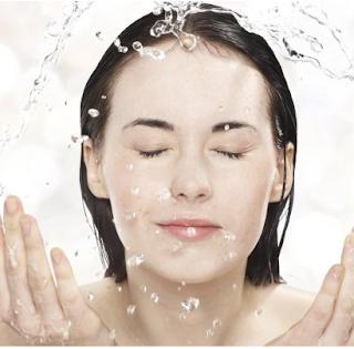 Sering Mencuci Muka
