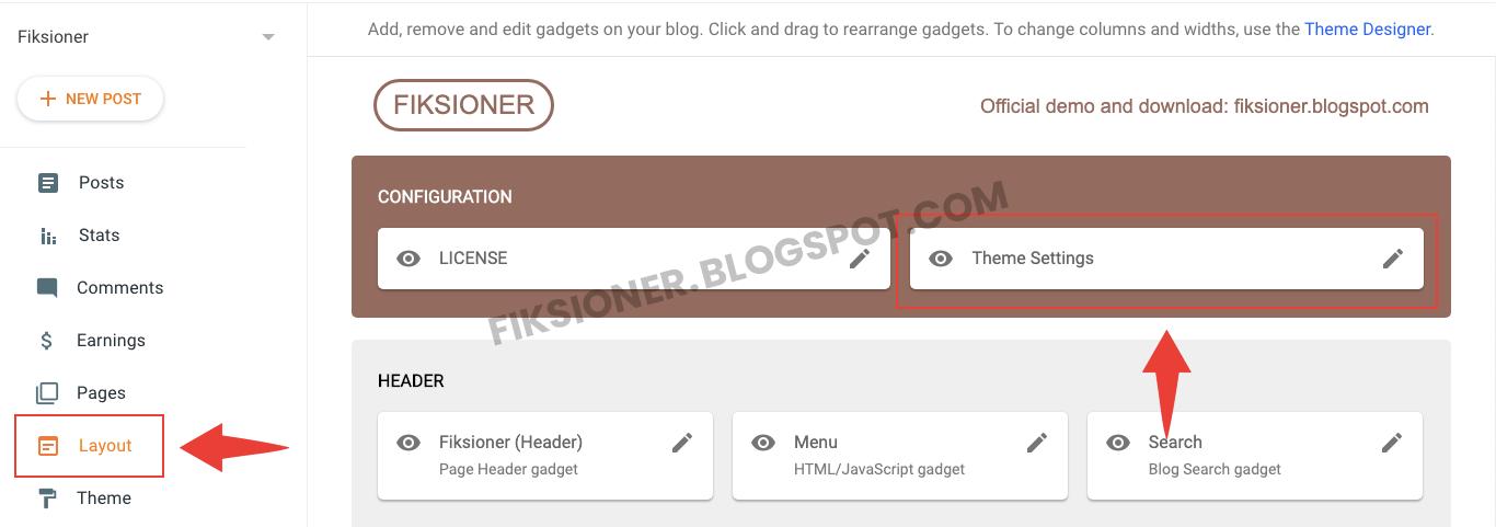 Rekomendasi Template Blogspot Gratis