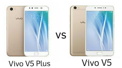 Vivo V5 Plus vs Vivo V5