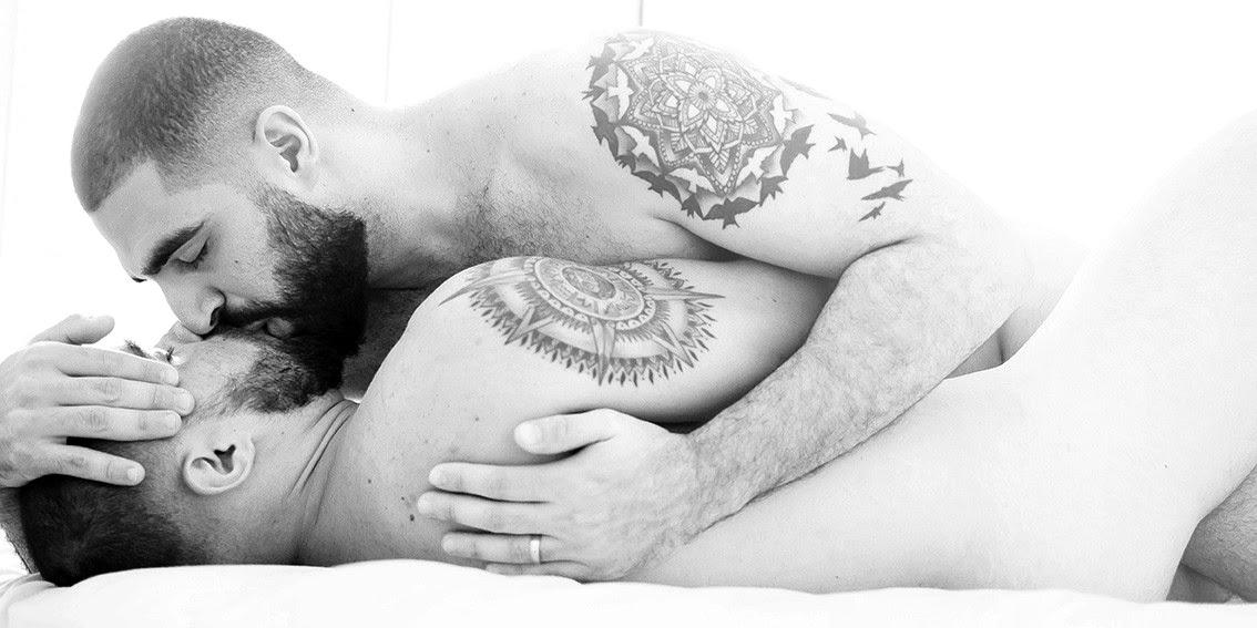 BeardeD LovE (IV), by Olhar Depagu