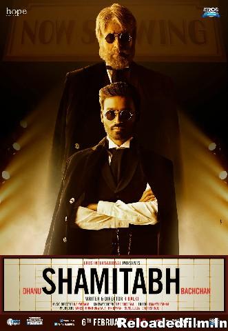 Shamitabh (2015) Full Movie Download 480p 720p 1080p