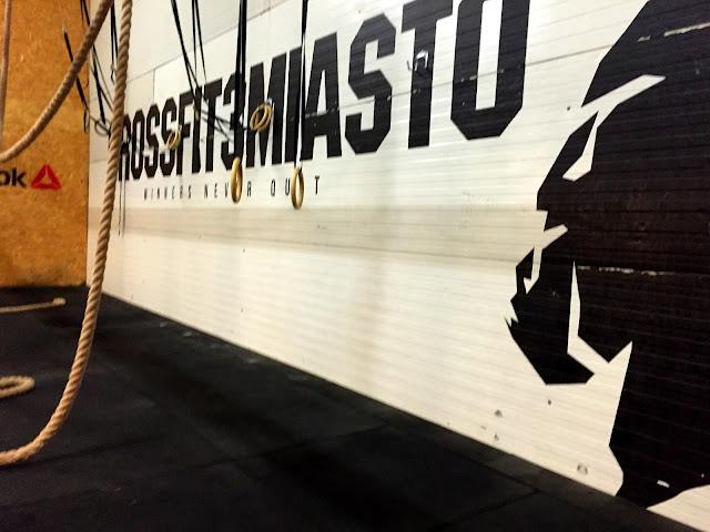 Trójmiejskie siłownie - CrossFit 3miasto