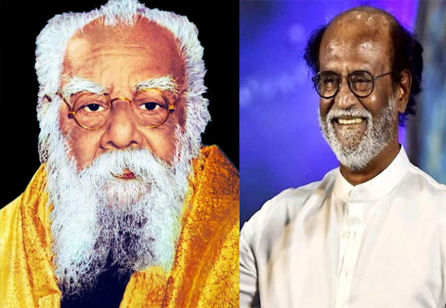 tamilnadu politics,rajnikanth comment on periyar,dmk