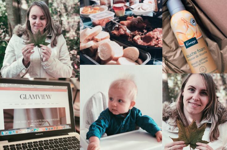 Mijn week in foto's # 8. Gourmetten verjaardag broer & content maken