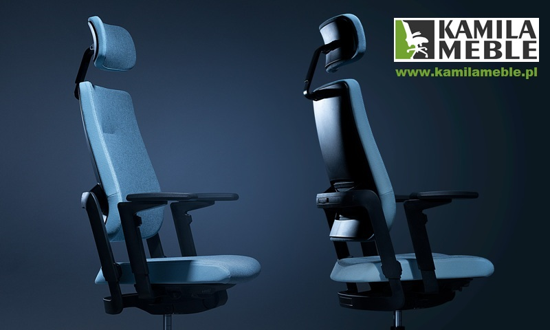 Kamila Meble - krzesła biurowe