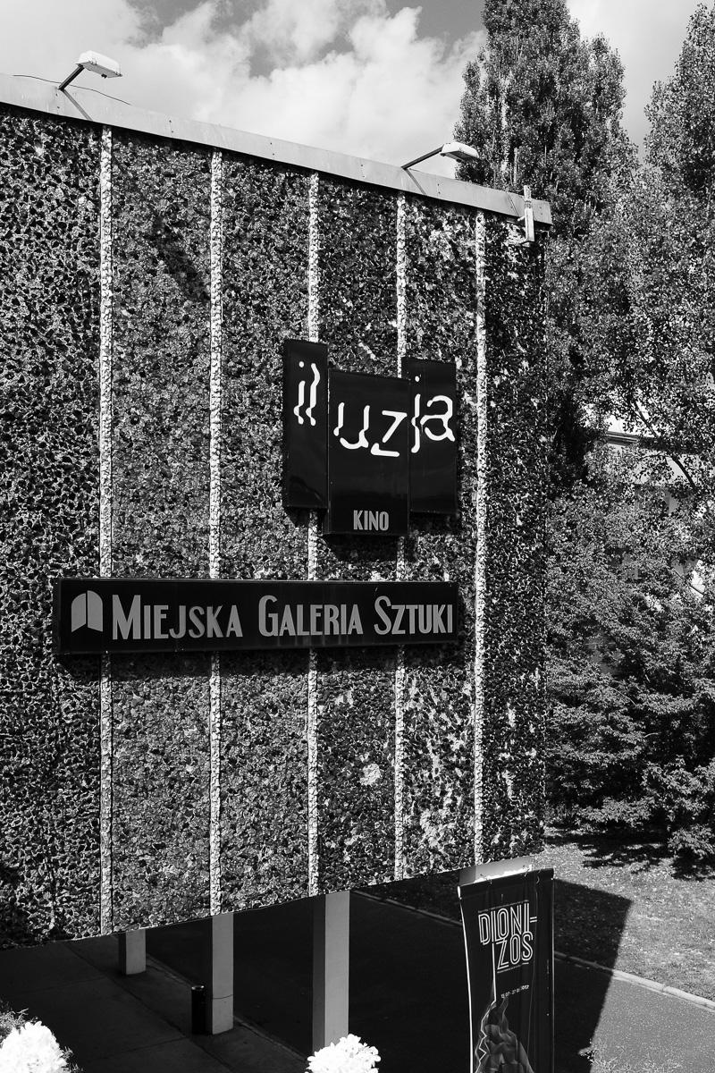 Miejska Galeria Sztuki w Czestochowie,  Foto Marcus Schwier,