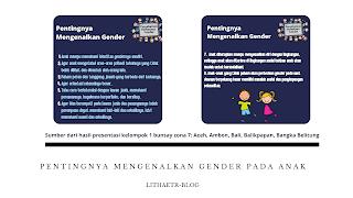 pentingnya mengenalkan perbedaan gender