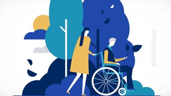 pessoa deficiencia trabalha auxilio inclusao modelo