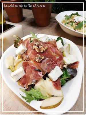 salade Insalata pera e prosciutto Vapiano