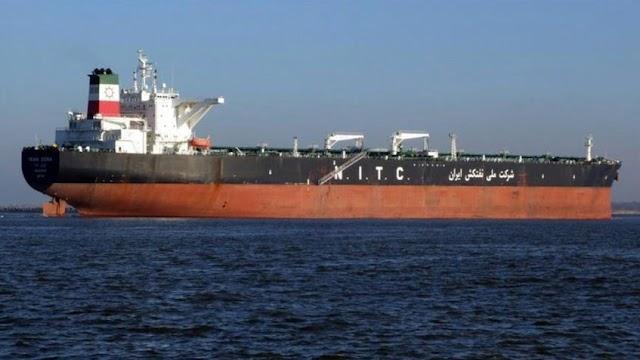 Primer buque iraní con gasolina llegará a aguas venezolanas el domingo 24 de mayo