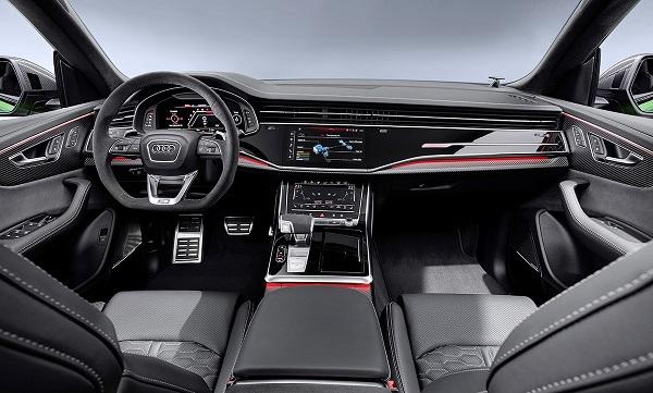 Interior Audi RS Q8