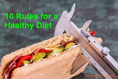 diet rules