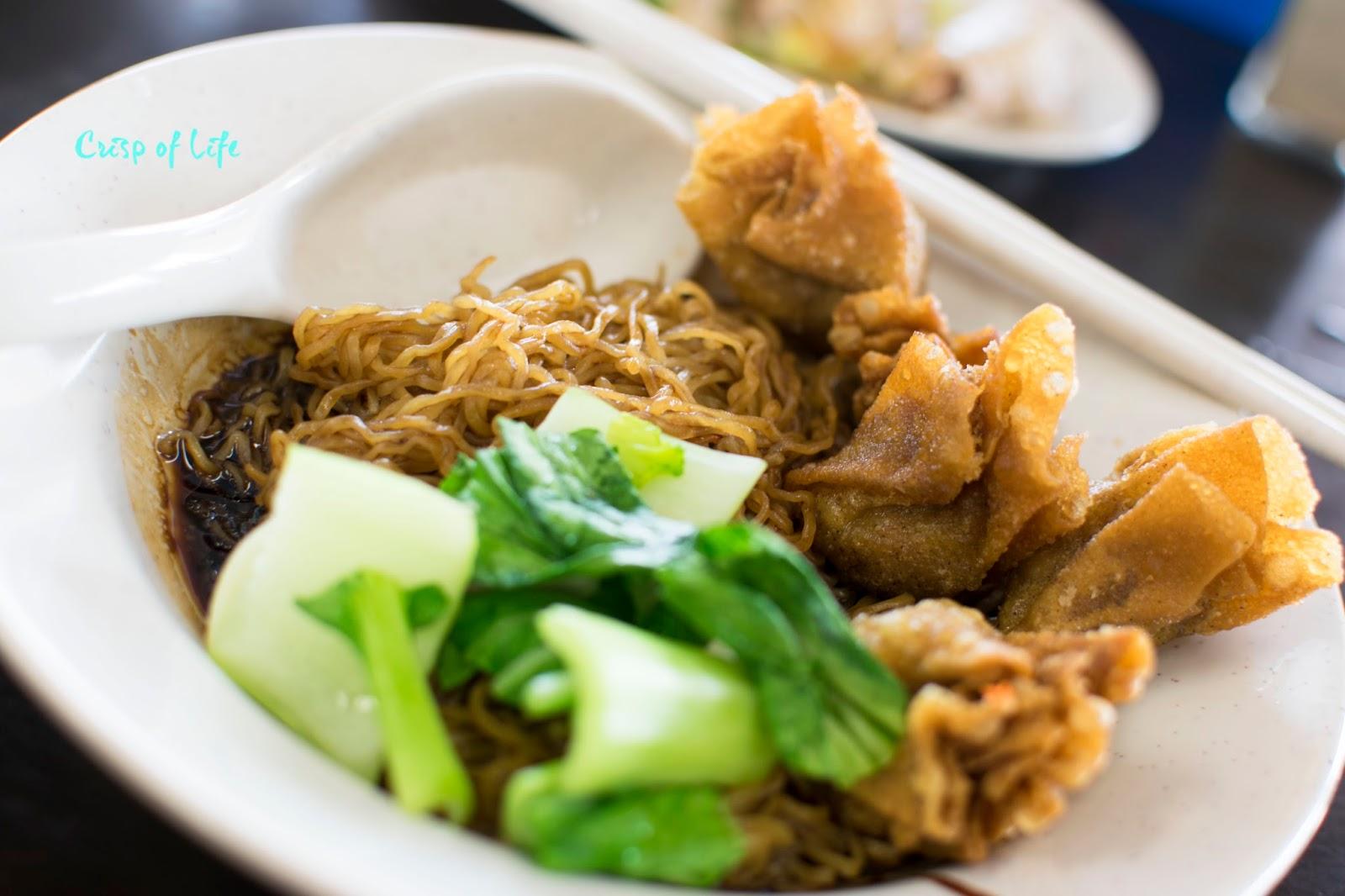 Ah Niu Wantan Mee 阿牛云吞面专卖店 @ Sungai Ara, Penang