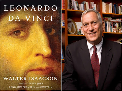 Walter Isaacson and his new book about Leonardo