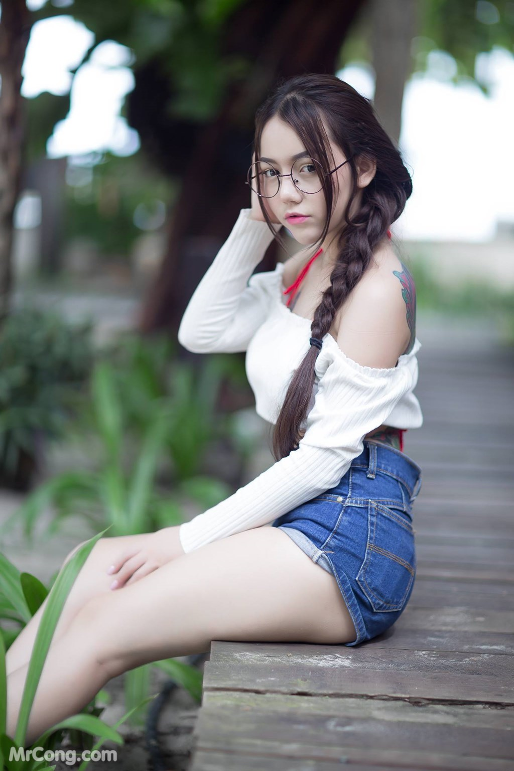 Image Thai-Model-Natalee-Achiel-Steppe-MrCong.com-006 in post Bộ ảnh ngoài trời rất dễ thương của người đẹp Natalee Achiel Steppe (24 ảnh)