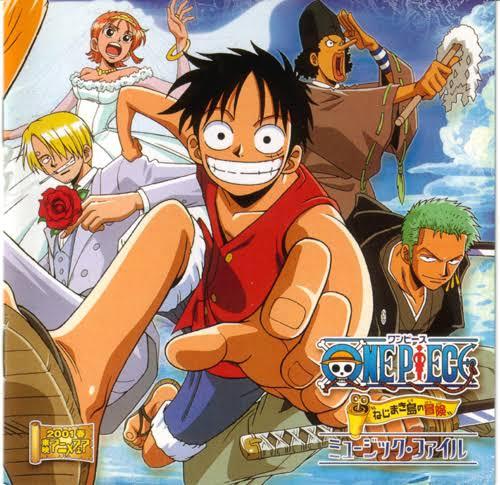 One Piece Movie 2: Nejimaki-jima no Daibouken BD Subtitle Indonesia