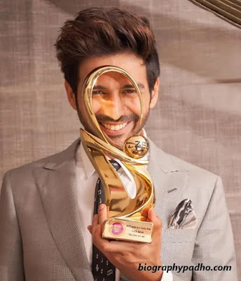 Kartik Aaryan Awards list