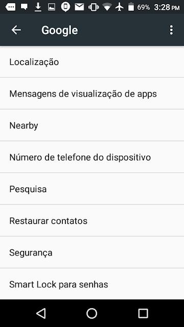 como achar um celular perdido android