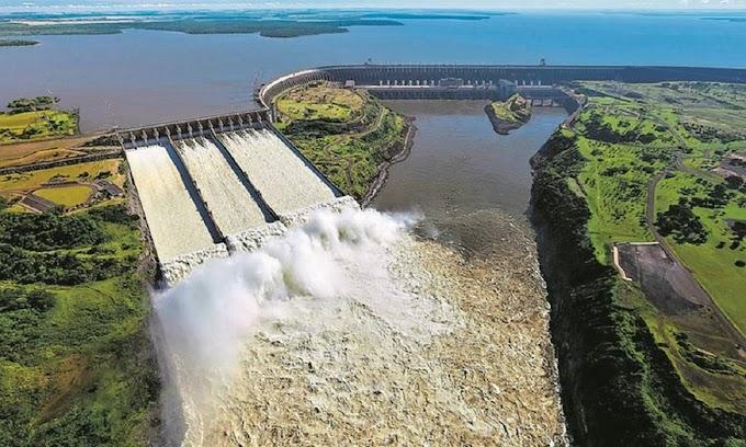 Tarifa de energia de Itaipu deve cair para menos da metade em 2023
