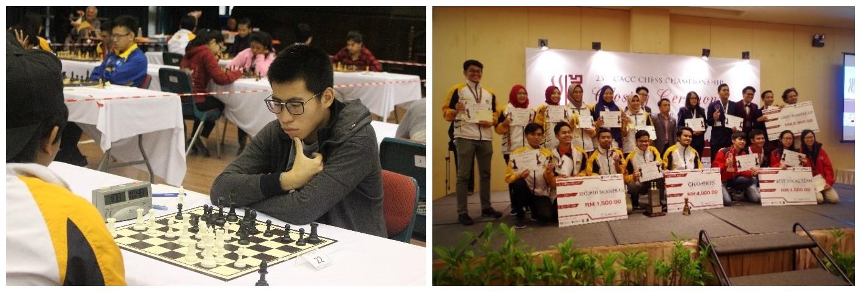 全民西洋棋走起,第二十四届GACC西洋棋锦标赛