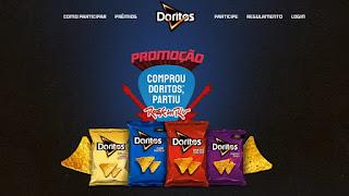 Promoção Doritos Rock in Rio 2019