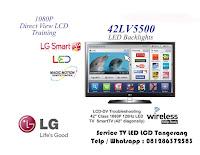 jasa service tv lcd led curug tangerang
